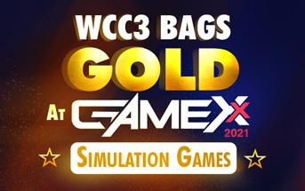 Gamexx Gold Simulatoin Award