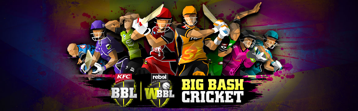 The brand new BIG BASH CRICKET game is now BIGGER and BETTER than ever before!
