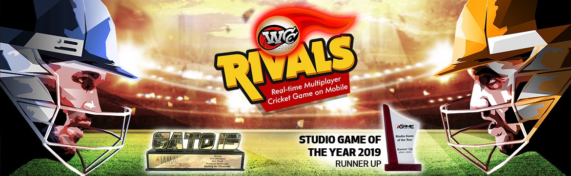 WCC Rivals| Real-Time Multiplayer!