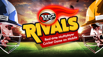 WCC Rivals| Real-Time Multiplayer